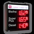 LED-Tankpreisanzeige WE-FPS-100-60-3-R-ZS