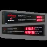LED-Arbeitssicherheitsanzeige DFYI56-7-2-R-UFS