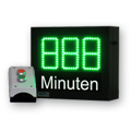 LED-Countdown DFY100-3-G-CTDN