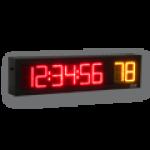 Countdown/-up mit Zählwerk DFY100-8-RY-CTDN-CTUP