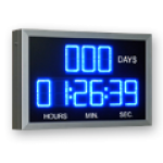 LED-Countdown DFY100-9-B-CTDN