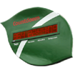 LED-Countdown DFY100-9-R-CTDN