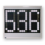 LED-Countdown DFY550-3-W-CTDN