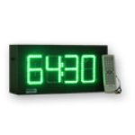 LED-Countdown WECL100-G-CTDN