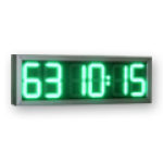 LED-Countdown DFY175-6-G-CTDN