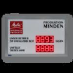LED-Arbeitssicherheitsanzeige DFY60-4-2-R-UFT