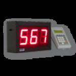 LED-Aufrufsystem DFYI100-3-R-LCD-Keyboard