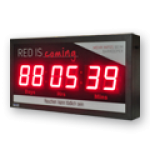 LED-Countdown DFYI100-6-R-CTDN