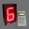 Numerisches LED-Display für den Außenbereich – DFY-175-1-R