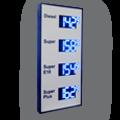 LED Tankpreisanzeige – WE-FPS-280-140-4-B