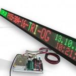 LED-Display FYI5-384-16-TRI-OG