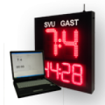 LED-Sportanzeige – Spielzeit und Spielstand – DFY280-2-WECL175-R