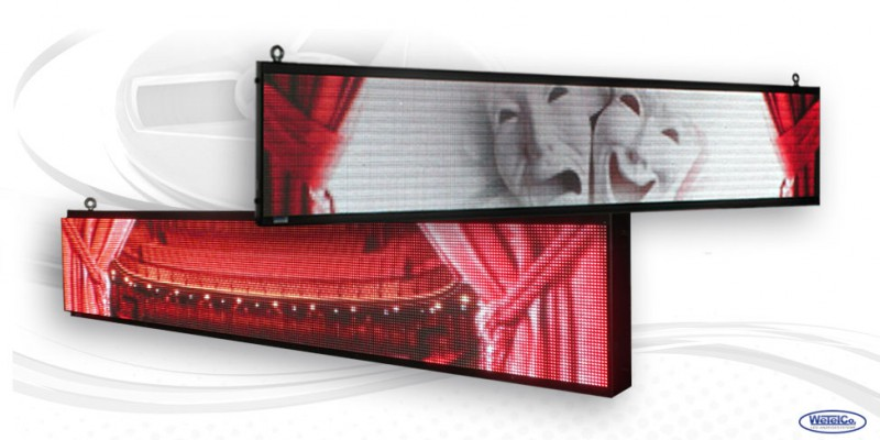 LED-Anzeigesysteme
