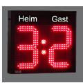 LED-Spielstandanzeige – DFY280-2-R-Heim-Gast