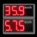 LED Geschwindigkeitsanzeige – DFY280-3-R