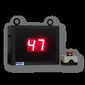 2 Werkstätten Kommunikation – 2x LED-Display DFYI56-2-R
