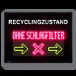 Zustandsanzeige / Betriebszustand – LED Grafiktafel FYI3-128-64-T