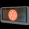 Warenverladungsorganisation – LED-Grafiktafel FYI5-640-256-TRI