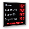 Tankpreisanzeige – WE-FPS-140-60-4-R-LCD-WL5-120-7-SO-R