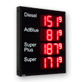 Tankpreisanzeigen 1-6 Zeilen – WE-FPS-140-60
