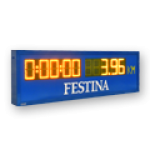 LED-Countdown- und Geschwindigkeitsanzeige – DFY140-10-Y-CTDN-V