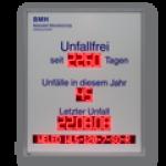 LED-Arbeitssicherheitsanzeige DFY100-12-WL5-120-7-SO-R-UFT -XI