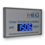 LED-Arbeitssicherheitsanzeige DFY140-4-B-UFT -XIII