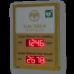 LED-Arbeitssicherheitsanzeige DFY60-4-2-R-UFT-REKORD