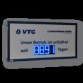 LED-Arbeitssicherheitsanzeige DFY100-4-B-UFT -XVII