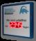 LED-Arbeitssicherheitsanzeige DFY100-4-R-UFT