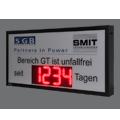 LED-Arbeitssicherheitsanzeige DFY140-4-R-UFT -XIX