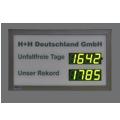 LED-Arbeitssicherheitsanzeige DFYI56-4-2-G-UFT