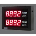 LED-Arbeitssicherheitsanzeige DFYI56-4-2-R-UFT