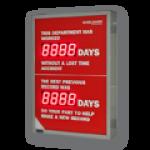 LED-Arbeitssicherheitsanzeige DFYI56-4-2-R-UFT -V
