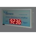 LED-Arbeitssicherheitsdisplay DFYI56-4-R-UFT