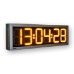 LED-Uhrzeitanzeige DFY175-6-Y