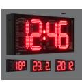 LED-Großuhr 280mm