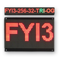 LED-Display FYI3-256-32-TRI-OG