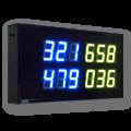 LED-Display 'Wertedarstellung' DFYI100-6B-6G-2-IR