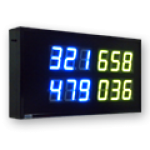 LED-Display 'Wertedarstellung' DFYI100-6B-6G-2-IR