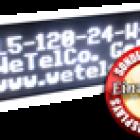 LED-Laufschrift WL5-120-24-SO-W