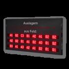 """LED-Display """"Auslagern"""" WL5-200-7-3-SO-R-O"""