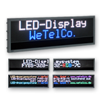 LED-Display FY8-320(2×160)-32-RGB-ETH Master/Slave