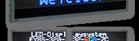 LED-Display FY8-320(2×160)-32-RGB-ETH Master/Slave