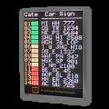 6 x LKW-Aufruf – LED-Anzeigetafeln FY10S-96-128-WE-ETH