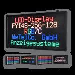 LED-Verkehrsleitsystem FYI4S-256-128-RGB7C-O