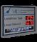 Arbeitssicherheit mit RGB Laufschrift: DFY140-4-2-R-UFT-IR-FY8S-160-16-RGB7C-ETH