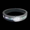 Ring-Display Börsenticker: FYI2,5SX-1920-96-RGB-SYNC